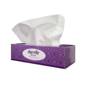 Durelle Ultimate Facial Tissues