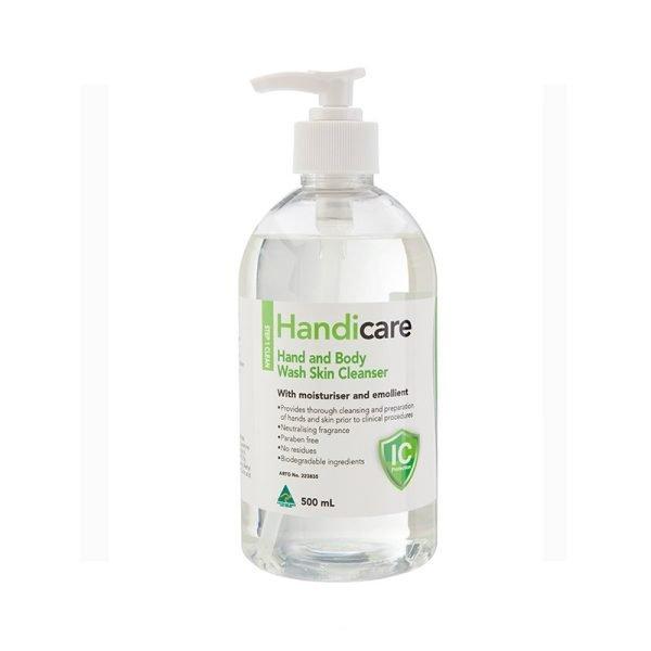 handicare hand wash