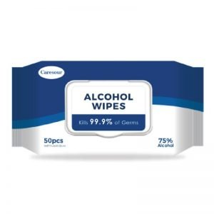 Alcohol Wipes For Hands Surface