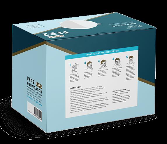 KN95 Mask Box of 30
