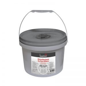 Bastion Disinfectant Surface Tub Wipes 280