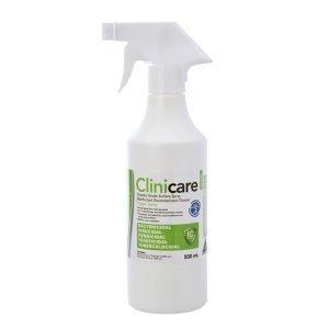 Clinicare Hospital Grade Disinfectant Spray