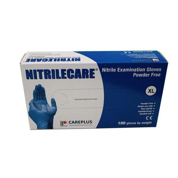 NitrileCare Nitrile Gloves XLarge