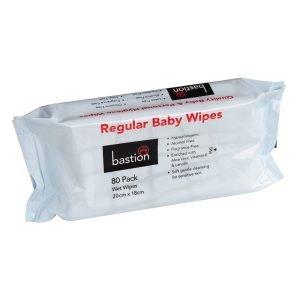 Regular Baby Wipes - Bastion