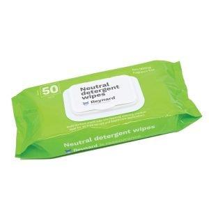 reynard neutral detergent wipes